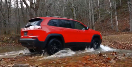 2019 Jeep Cherokee Capability Features Explained