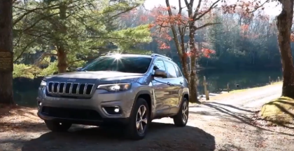 2019 Jeep Cherokee Design Features Explained