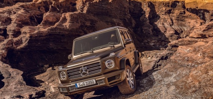 2019 Mercedes G-Class Preview Explained – Video