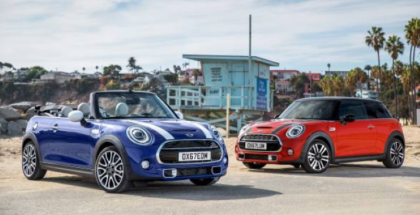 2019 Mini Hatchback And Convertible