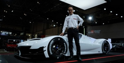 986HP Toyota Gazoo Racing GR Super Sport Concept Unveiling