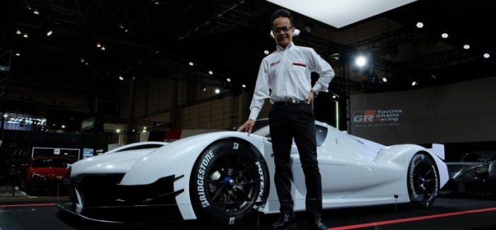 986HP Toyota Gazoo Racing GR Super Sport Concept Unveiling – Video