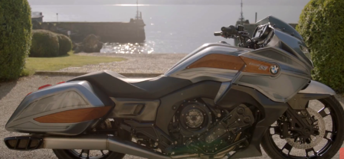 BMW Motorrad Concept 101 Explained – Video
