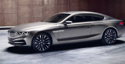 BMW Pininfarina Gran Lusso Coupe Concept Explained