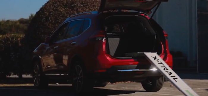 Dog Kit For The Nissan X Trail Trainer – Video | DPCcars