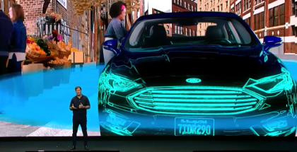 Ford At 2018 CES