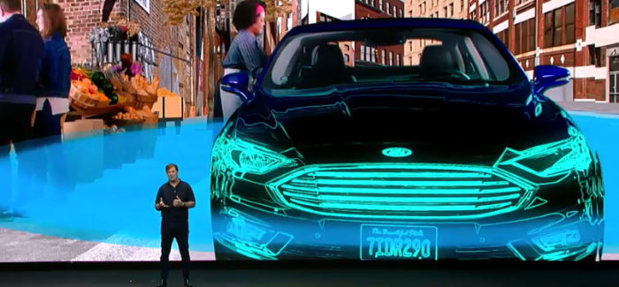 Ford At 2018 CES – Video