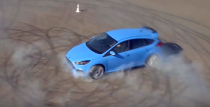 Ford Focus RS & Mustang Buzz Car
