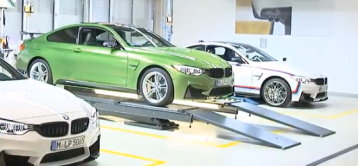 Marco Wittmann's BMW M4 With M Performance Parts – Video