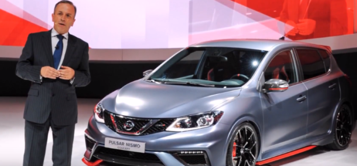 Nissan Pulsar NISMO Concept Explained – Video
