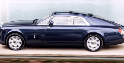 Rolls-Royce Motor Cars Manchester Grand Opening