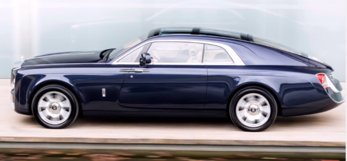 Rolls-Royce Motor Cars Manchester Grand Opening – Video