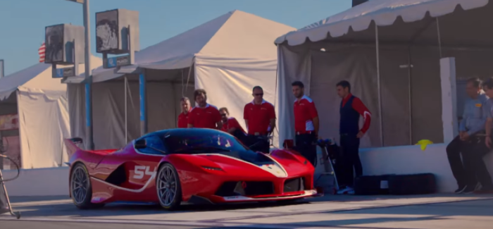Top Gear Ferrari FXX-K Review (1)