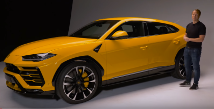 Top Gear Lamborghini Urus Walkaround (2)