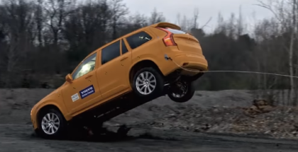 Volvo XC60 Crash & Avoidance Technology Explained