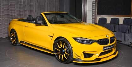 2018 BMW M4 Convertible with AC Schnitzer Body Kit