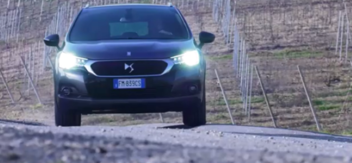 2018 DS 4 Crossback Explained – Video