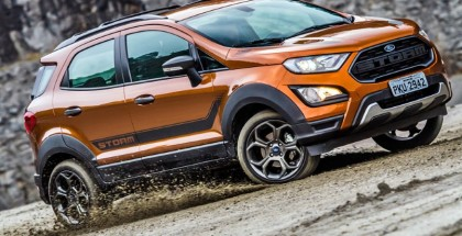 2018 Ford EcoSport Storm Explained