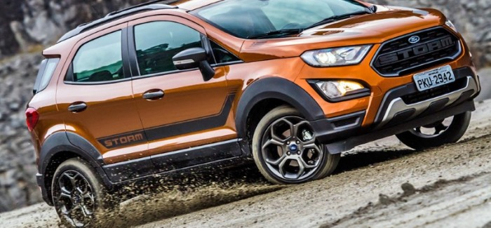 2018 Ford EcoSport Storm Explained – Video