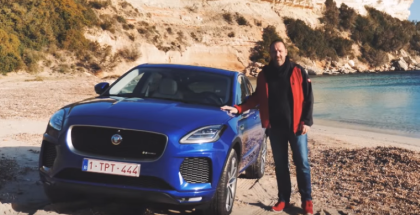 2018 Jaguar E-Pace R-Dynamic S Review - German