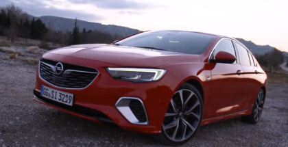 2018 Opel Insignia GSi GrandSport & GSi Sports Tourer Explained