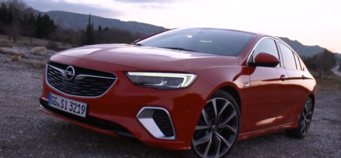 2018 Opel Insignia Gsi Grandsport Gsi Sports Tourer Explained