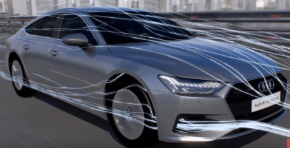 2019 Audi A7 Aerodynamics Explained