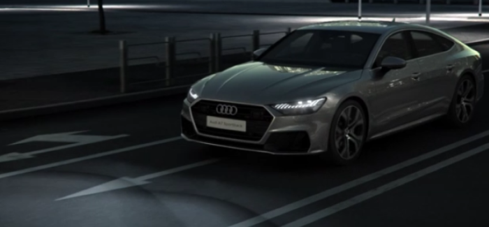 2019 Audi A7 Light Functions Explained – Video