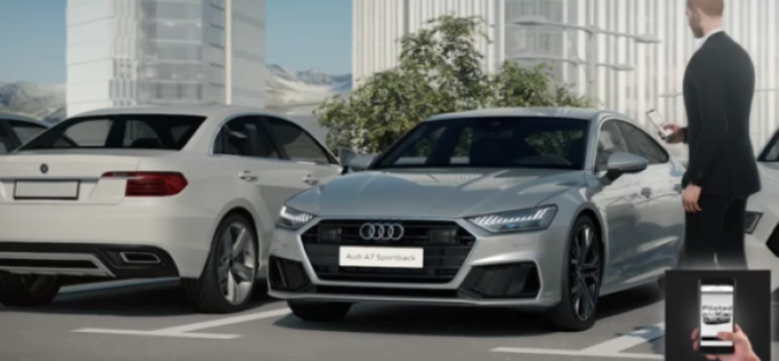 2019 Audi A7 Parking and Garage Pilot Explained – Video