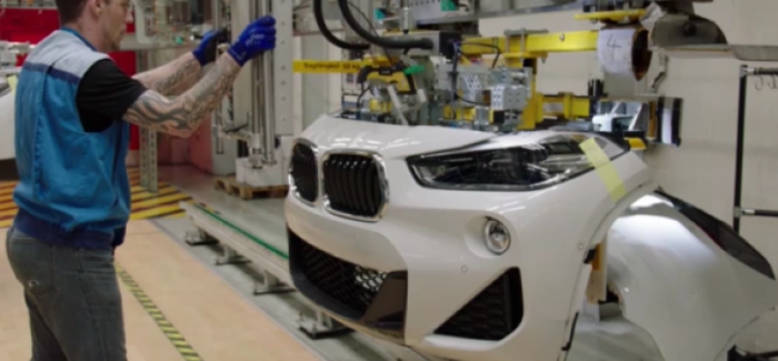 2019 BMW X2 Factory – Video