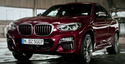 2019 BMW X4 M40i Explained