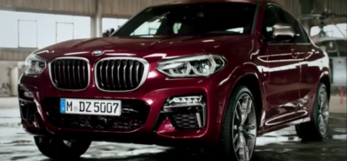 2019 BMW X4 M40i Explained – Video