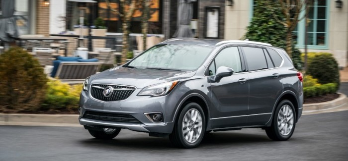 2019 Buick Envision Explained – Video