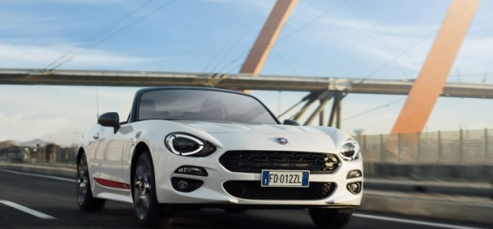 2019 Fiat 124 Spider S-Design Explained – Video