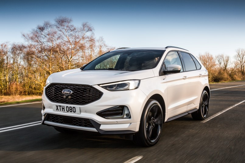 2019 Ford Edge ST-Line – Video | DPCcars