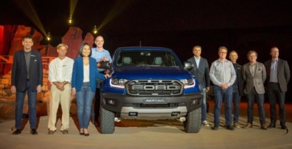 2019 Ford Ranger Raptor