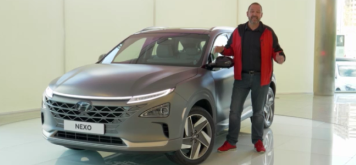 2019 Hyundai Nexo Overview – Video Update