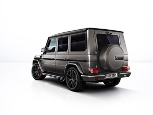 Mercedes-AMG G 65 Exclusive Edition, AMG Monza grau.;Kraftstoffverbrauch kombiniert: 17,0 l/100 km; CO2-Emissionen kombiniert: 397 g/km* Mercedes-AMG G 65 Exclusive Edition, AMG monza grey.;Fuel consumption combined: 17.0 l/100 km; CO2 emissions combined: 397 g/km*