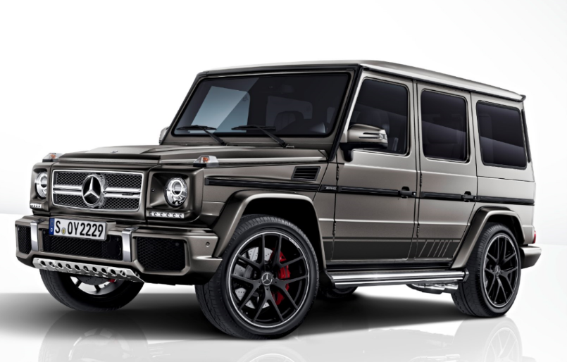 2019 G Wagon Release Date >> 2019 Mercedes AMG G63 Edition 1 vs 2017 Mercedes AMG G63 Edition – Video | DPCcars
