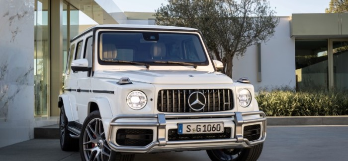 2019 Mercedes G63 Explained – Video