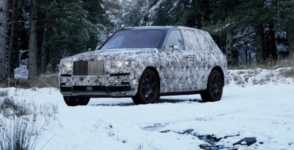 2019 Rolls Royce Cullinan Coming Soon