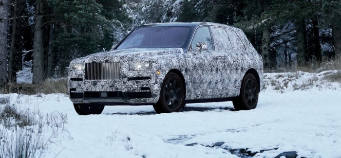 2019 Rolls Royce Cullinan Coming Soon – Video