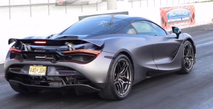 900HP McLaren 720S Drag Race (1)