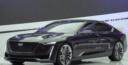 Cadillac Escala Walkaround