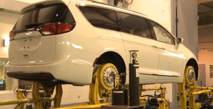 Chrysler Pacifica Durability Testing Explained