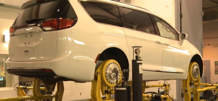 Chrysler Pacifica Durability Testing Explained – Video