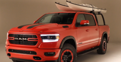 Customized 2019 Ram 1500 Truck By Mopar
