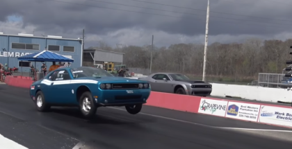 Dodge DEMON vs Challenger Drag Pack (1)
