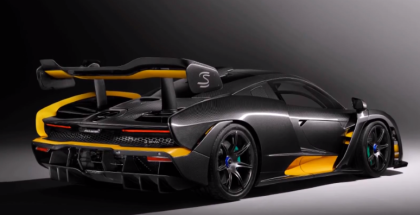 McLaren Senna Carbon Theme By MSO Explained