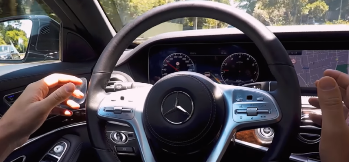 Mercedes Benz Intelligent World Drive On Five Continents – Video